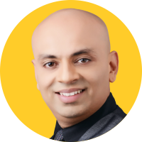 Sandip Gajjar - The Solutionist, Best Business Coach, Best Corporate Speaker, Best Mind Mastery NLP Trainer, Sneh Desai CEO, Sneh World CEO